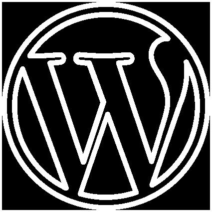 70-wordpress-icon-white